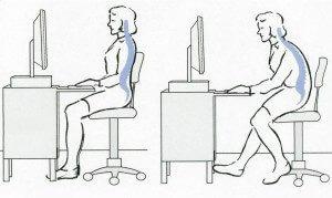 Jak prawidłowo siedzieć